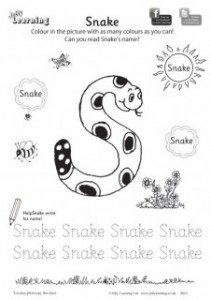 Snake-Colouring-Sheet